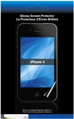 Crystal Screen Protector for iPhone 4/4S